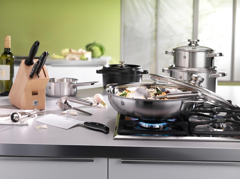 Kuchenki gazowe, elektryczne, indukcyjne – jak dobrać naczynia?
